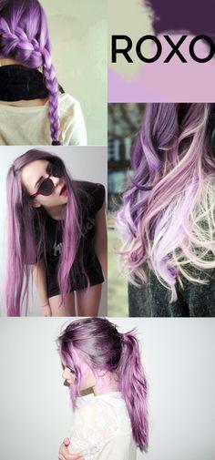 #cabelos #cabeloscoloridos #cabelosroxos