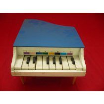 Piano - Brinquedo Antigo - Estrela - Anos 60 - Raridade