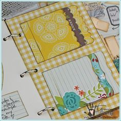 Waterfall Dies Set 1 | Tammy Tutterow Spellbinders| www.tammytutterow.com
