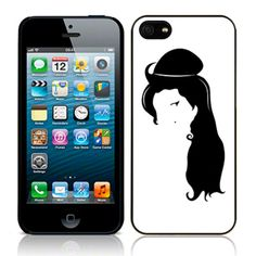 Call Candy Back To Black Hard Back Case for iPhone 5 £9.99
