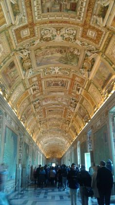 Vatican Museums. Rome, Italy