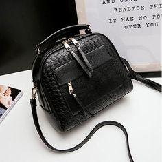 INLEELA New Arrival Knitting Women Handbag Fashion Weave Shoulder Bag Small Casual Cross Body Bag Retro Totes