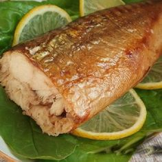 "Hot Smoked Mackerel ""How to Shop"" – Shellfish Recipes New Recipes, Cooking Recipes, Healthy Recipes, Smoked Mackerel, Shellfish Recipes, Russian Recipes, Fish And Seafood, Pressure Cooking, Diy Food"