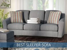 7 awesome most comfortable sleeper sofas images most comfortable rh pinterest com
