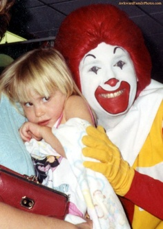 ronald mcget the hell away from me