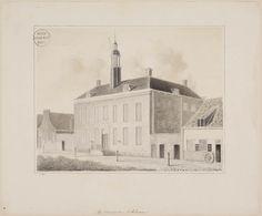 Het Blaauw-huis te Schiedam