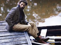 #My #Style inspiration from Viyella Menswear  - AW13 Collection