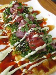 Lumi Ahi Tuna Nachos Recipe