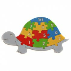 Puzzles for stimulating child's imagination and learning digits. Made by Neo-Spiro.