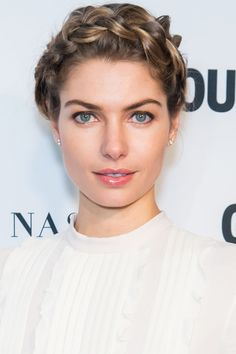 This holiday season, up your up-do. See 12 great hair ideas for dinner parties and more: