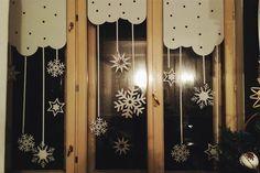 Ferestre decorate cu stickere