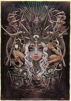 Christopher Lovell...   Kai Fine Art