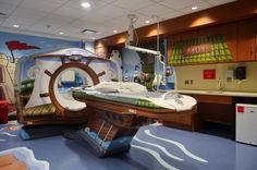 Kinder Hospital Interieur Design  Piratenschiffs http://kunstop.de/kinder-hospital-interieur-design-piratenschiffs/ #Kinder #Hospital #Interieur #Design  #Piratenschiffs #Piraten