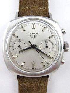 Heuer SS Camaro Chronograph