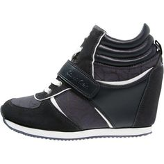 Calvin Klein Jeans VIRIDIANA Tenisówki i Trampki blue zalando szary Sneakersy damskie