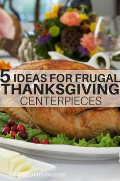 You don't have time spend a fortune with these 5 ideas for frugal Thanksgiving centerpiece that will help you save money and will look amazing. Thanksgiving Poems, Thanksgiving Table, Thanksgiving Decorations, Thanksgiving Recipes, Dining Room Table Centerpieces, Christmas Table Centerpieces, Simple Dining Table, Have Time, Money