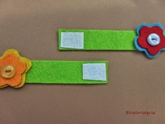 Pulseras con flores para niñas | Aprender manualidades es facilisimo.com