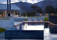 The Lodge at the Hills - Queenstown, NZ   View Retreats