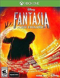 Brand: DisneyEdition: Xbox OneESRBAge Rating: Everyone Disney Fantasia: Music Evolved - Xbox One. Players enter the magical realm of Fantasia selec Fantasia Disney, Evolve Game, Heros Disney, Disney Games, Disney Toys, Animation Disney, Xbox 360 Video Games, Xbox Games, Music Flow