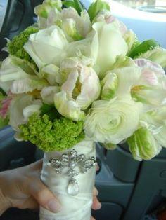 DIY wedding bouquet....