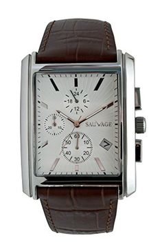 Sauvage Silver/White mens watch Triumph SV 11174 S Sauvage http://www.amazon.co.uk/dp/B009LEORMS/ref=cm_sw_r_pi_dp_bqzavb0HDS7MP