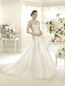 La Sposa Wedding Dress #sparklingeverafter