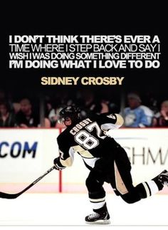 Penguins Sidney Crosby Quotes