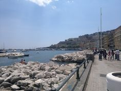 Lungomare di Napoli