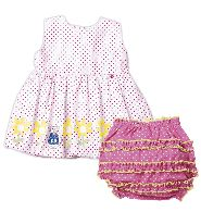 Tiny Tillia Spring Blooms Dress from Avon,so cute for spring! on sale $9.99 ! love the ruffle butt !