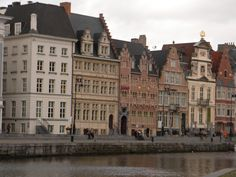 #Gent City Break, Belgium, Louvre, Building, Amazing, Travel, Voyage, Buildings, Viajes