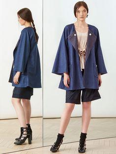 #kimono #denim #menswear #AlexisMabille