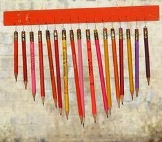 Les carillons à vent sont des instruments Feng Shui très populaires et il existe plusieurs façons de les utiliser aussi comme décoration.Voilà 22 idées: