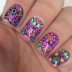 Instagram media nailsbysophiaa #nail #nails #nailart