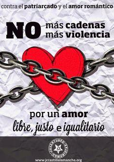 Amor con violencia no es amor Personalized Items, Amor, Patriarchy, Innovative Products