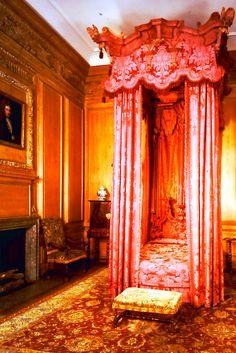 Yorks State Bedroom  Beningborough Hall
