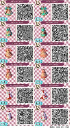Wollt ihr in Animal Crossing eine Horrorstadt aufbauen? Dieses Blutige Kleid eignet sich dann total für euch!