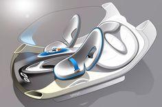 Smart Forjoy Concept Interior design Sketch