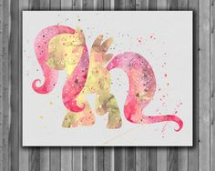 Pony Fluttershy Printable art My Little Pony by digitalaquamarine Fluttershy, Mlp, My Little Pony Bedroom, My Little Pony Poster, Printable Art, Printables, Art Pop, Equestria Girls, Watercolor Print