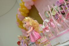 Princesas para Maria Luiza