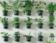Revista MinhaCASA - Mais verde: 10 provas de que você pode ter uma hortinha