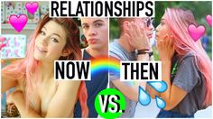 The Relationships THEN vs. NOW