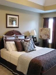 pin by sonja skinner on master bedroom bedroom decor blue brown rh pinterest com