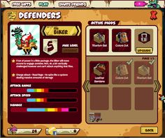 Zombie Misfits Defenders
