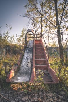 Abandoned Playgrounds