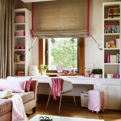 Teen Girl Bedrooms - A big dose of teen girl room design and example. Essential know breath-taking info number 5915917031 Teenage Girl Bedroom Designs, Teenage Girl Bedrooms, Girls Bedroom, Girl Room, Vintage Bedroom Styles, Bedroom Vintage, Bedroom Themes, Bedroom Decor, Bedroom Ideas