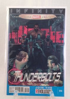MARVEL THUNDERBOLTS #014 COMIC BOOK Soule Palo  Direct Edition 2013 Infinity  | eBay
