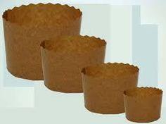 Resultado de imagem para embalagem de papel para assar mini bolo