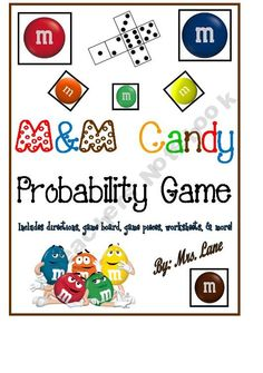M Candy Probability Game! (Great Center or Workstation!)