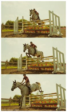 I do miss jumping...in a strange way I'm to scared to try it again. No fear when I was younger. Lol