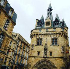 Porte Cailhau #Burdeos #bordeaux #semanasanta #Medieval #arquitectura #precioso #lovely #love #picoftheday #instagramoftheday #blog #dosmaletas